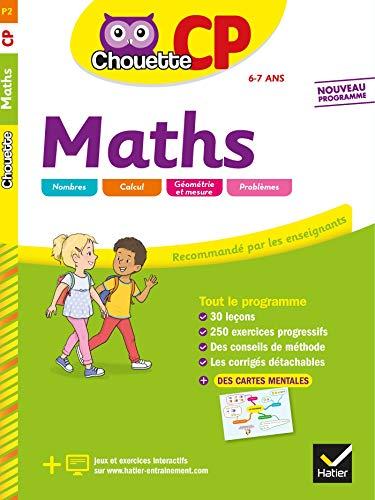 Maths CP (Chouette Entraînement)
