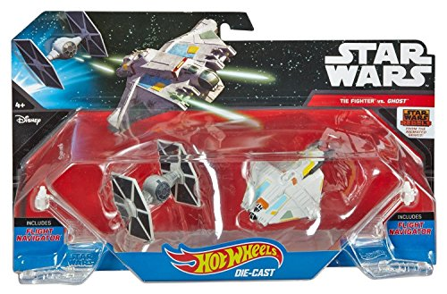 Hot Wheels- Star Wars, Miscelanea (Mattel CGW90)