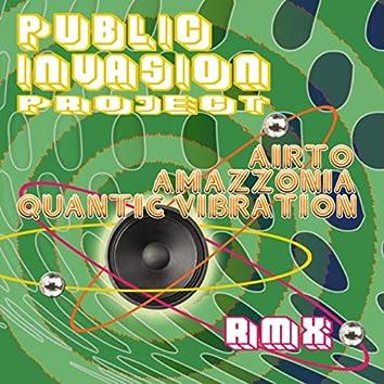Airto, Amazzonia, Quantic Vibration (Remixes)