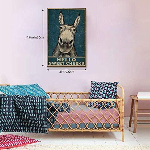 QZXCD Stuhlbezug Bettw/äsche Outlet Tiger Spandex Stuhlbezug Aquarell Stretch Elastic Dining Sitzbezug Wild Animal Schonbezug White Housse Chaise 1pc Pack A