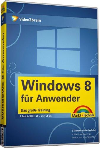 Windows 8 für Anwender - Das große Training [import allemand]