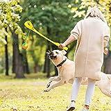 Ballschleuder, Sporthundeball-Taschenwerfer, Hunde Ballwerfer Hundespielzeug, Tennisball- Und...