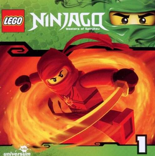 Lego Ninjago (CD 1) [Import]