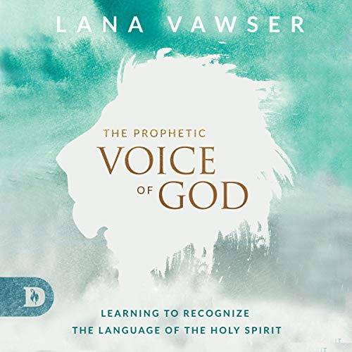 The Prophetic Voice of God cover art