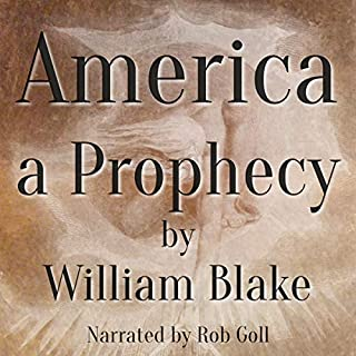 America a Prophecy audiobook cover art