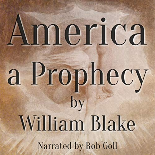 America a Prophecy cover art