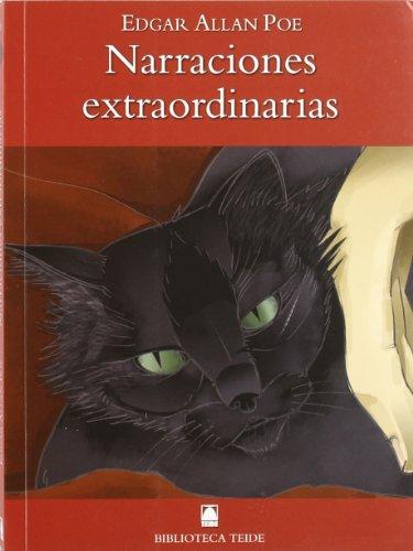 Narraciones extraordinarias, Edgar Allan Poe, Biblioteca Teide 006