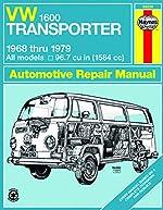 VW Transporter 1600, 1968-1979 de John Haynes