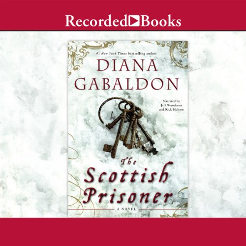 The Scottish Prisoner audiobook cover art