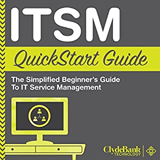 ITSM: QuickStart Guide audiobook cover art