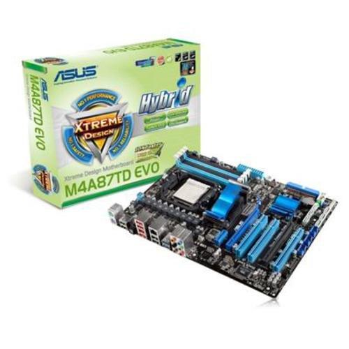Asus M4A87TD EVO Mainboard Sockel AMD AM3 DDR3 Speicher ATX