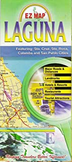 Best map of laguna philippines Reviews