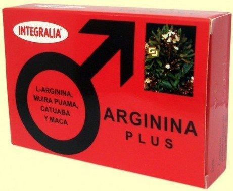 Arginina Plus Integralia 52G.