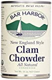 Bar Harbor New England Clam Chowder, 15 Ounce