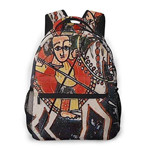 Lawenp Lässiger Rucksack Paul Simon Graceland Lässiger Rucksack, Rucksackgeschenk für Männer und Frauen, Multifunktionsrucksack, Laptop-Rucksack