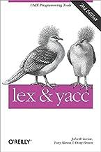 o reilly lex and yacc