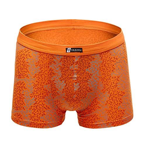 HaiDean Nner U Convex Boxershorts voor heren, moderne verpakking, casual, 2-delige boxershorts onder warmte, slip, onderbroeken