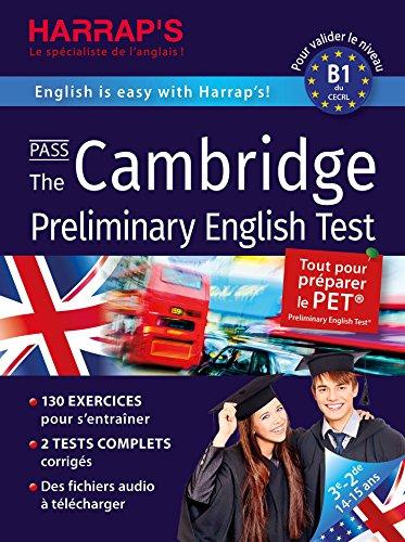 Harrap's Pass The Cambridge Prelimary English Test - PET