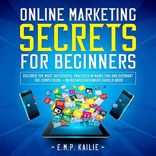 Online Marketing Secrets for Beginners cover art