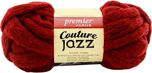 Premier Yarns 26-39 Couture Jazz Yarn-Ruby