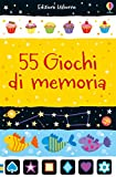 55 giochi di memoria. Ediz. a colori