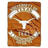 Texas Longhorns 'Rebel' Raschel Throw Blanket, 60' x 80'