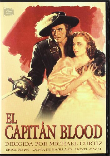 El Capitán Blood [DVD]
