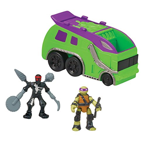 Teenage Mutant Ninja Turtles Micro...