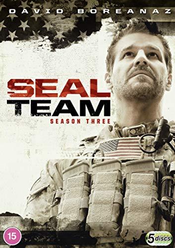 SEAL Team: Season 3 [DVD] [2020]