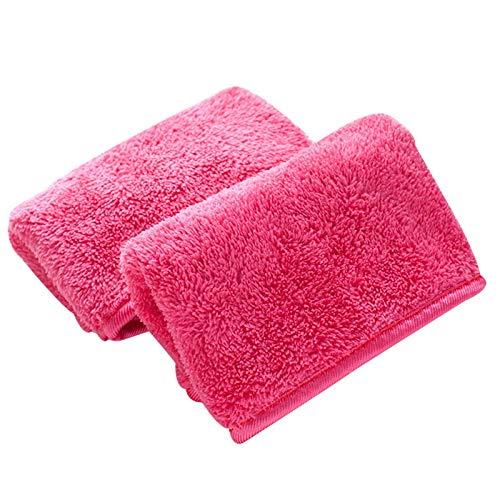 xingxing 1 Stück Preferential Price Make-up Entferner Gesichtsmake-up-Entfernungs-Handtuch Mikrofaser Tuch Pads Wipe Gesicht Reiniger Gesichtspflege Reinigung (Farbe: 1)