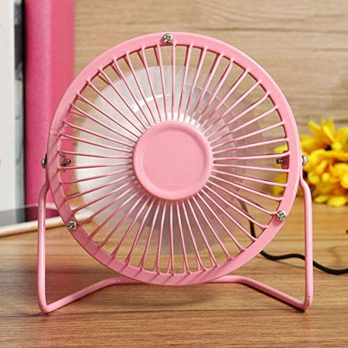 ZZTT Lightweight and Compact USB Fan Inch At the price 4 Adjustabl 360 Degree Nippon regular agency