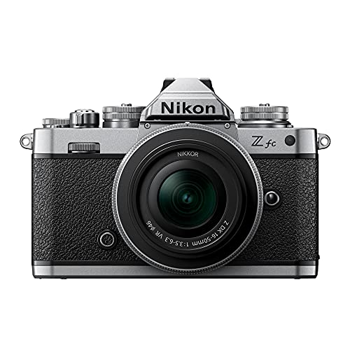 Z fc DX-Format Mirrorless Camera...