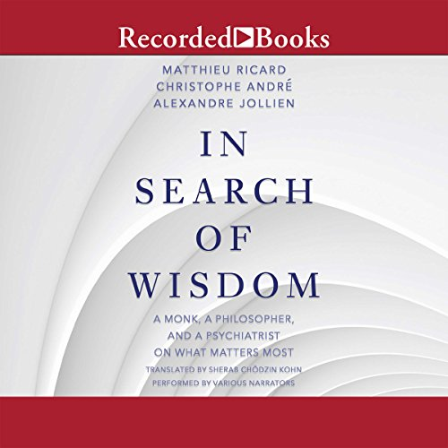 In Search of Wisdom audiobook cover art