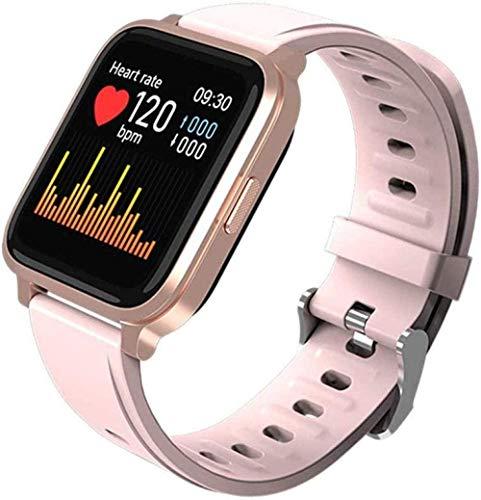 Reloj inteligente 1.3 pantalla táctil con un ritmo cardíaco presión arterial monitor de sueño GPS reloj rango de movimiento Tracker IP68 impermeable