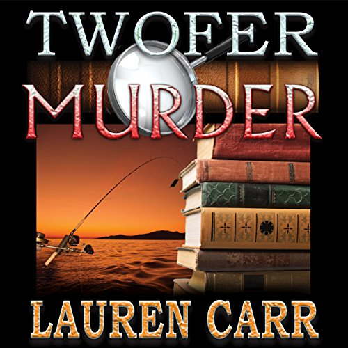 Twofer Murder audiobook cover art