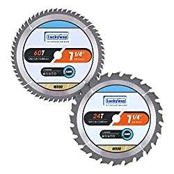 Luckyway 7-1/4 Diamond Saw Blade Review
