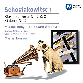 Schostakowitsch: Klavierkonzert Nr. 1 & 2/Sinfonie Nr. 1