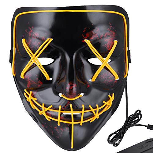Best led mask purge yellow for 2021