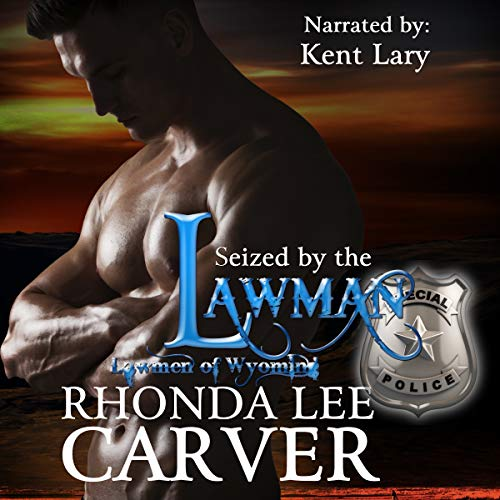 Seized by the Lawman audiobook cover art