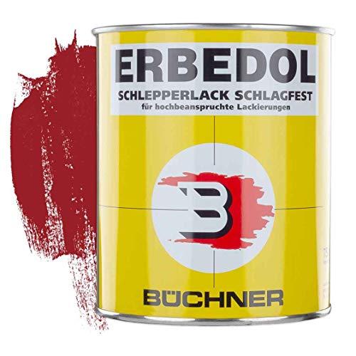 Schlepperlack | RAUCH-ROT | 0,75 l | restaurieren | Traktor | lackieren | Farbe | Trecker | Frontlader | Lack | Lackierung | Farbton | schnelltrocknend | deckend