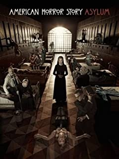 American Horror Story Poster 24x36 inches Jessica Lange Evan Peters Sarah Paulson High Quality Gloss Print 108