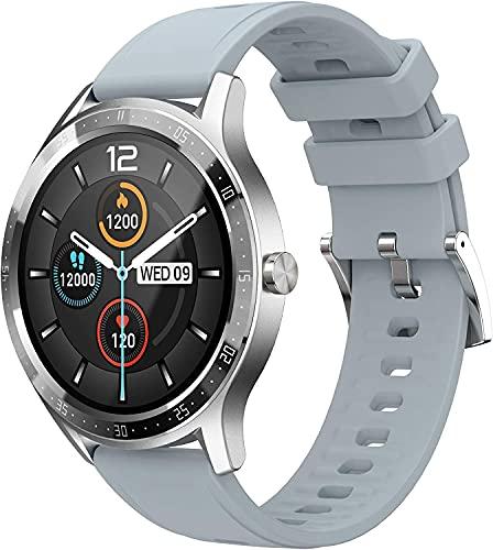 Smart Watch para Android iOS Teléfonos Monitor de ritmo cardíaco Step Trackers Calorie Counter Watch Fitness Tracker con monitor de sueño Notificación de mensajes Relojes remotos relojes inteligentes