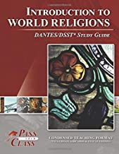 Introduction to World Religions DANTES / DSST Test Study Guide