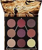 essence | FIRE Eyeshadow Palette | 9 Blendable Warm-toned Shades | Gluten & Paraben Free | Cruelty Free