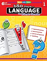 180 Days of Language for First Grade (Practice-Assess-Diagnose, Level 1)