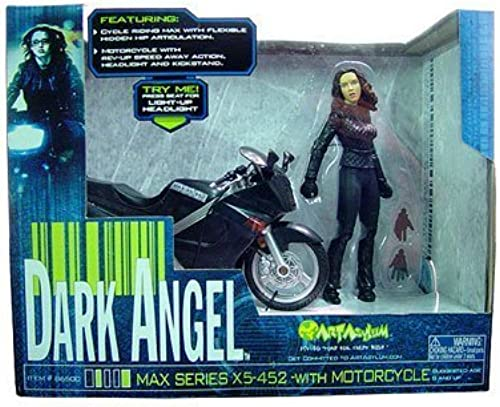Dark Angel Max Series X5-452 with Motorcycle by DARK ANGEL