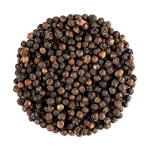 Zwarte Peper Hele Peperkorrels Biologisch - Gourmet Zwarte Peperkorrel - Zwarte Pepper Voor Molentjes - Pepper Molen - Peppers 100g