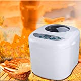 Estantería rápido inteligente Breadmaker máquina de pan Inicio automático y se fermenta desayuno máquina de pan Pequeño inteligentes llegan Carne de la seda de múltiples funciones panificadoras de pan