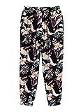 Roxy™ Easy Peasy - Beach Pants for Women - Strandhose - Frauen - S - Schwarz