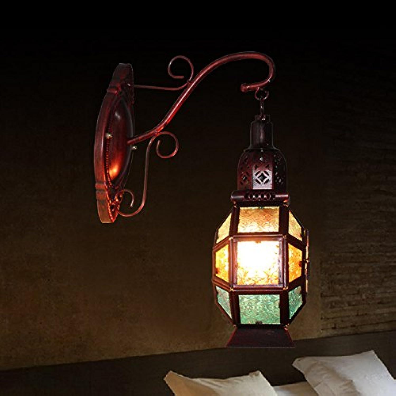 StiefelU LED Wandleuchte nach oben und unten Wandleuchten Restaurant Hotel Wand Lampen Retro Schlafzimmer, Wohnzimmer mit Balkon home Handlampe